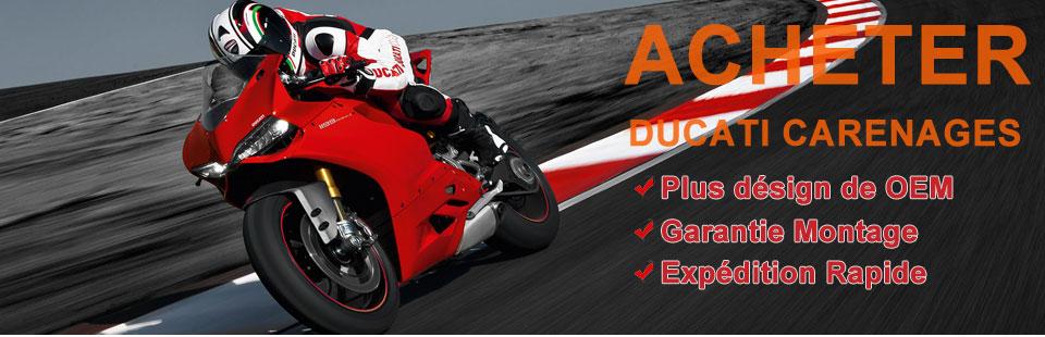 Carénages Ducati