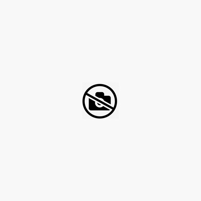 Fixe de Vitesse Poignées incurvées noir Roue et argent Cadre