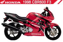 1998 Honda CBR600F3 accessoires