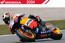 2004 Honda accessoires