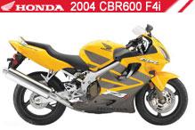 2004 Honda CBR600F4i accessoires