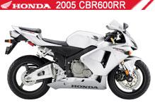 2005 Honda CBR600RR accessoires