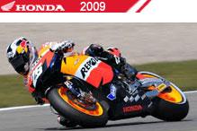 2009 Honda accessoires