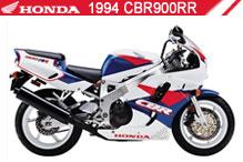 1994 Honda CBR900RR accessoires