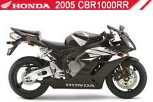 2005 Honda CBR1000RR accessoires