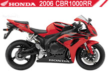 2006 Honda CBR1000RR accessoires