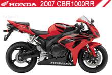 2007 Honda CBR1000RR accessoires
