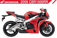 2009 Honda CBR1000RR accessoires