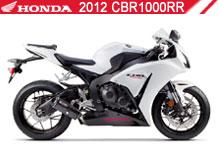 2012 Honda CBR1000RR accessoires