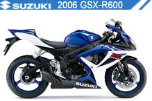 2006 Suzuki GRXR600 accessoires