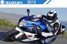 2013 Suzuki accessoires