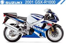 2001 Suzuki GSXR1000 accessoires