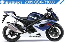2005 Suzuki GSXR1000 accessoires