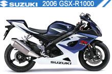 2006 Suzuki GRXR1000 accessoires