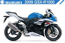 2009 Suzuki GSXR1000 accessoires