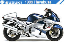 1999 Suzuki Hayabusa accessoires