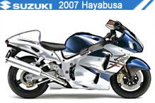 2007 Hayabusa accessoires