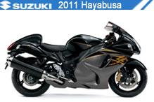 2011 Suzuki Hayabusa accessoires