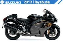 2013 Suzuki Hayabusa accessoires
