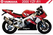 2000 Yamaha YZF-R1 accessoires