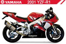 2001 Yamaha YZF-R1 accessoires