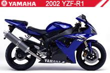 2002 Yamaha YZF-R1 accessoires
