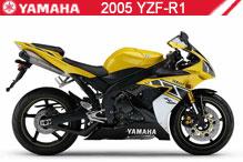 2005 Yamaha YZF-R1 accessoires