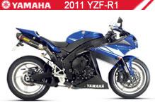 2011 Yamaha YZF-R1 accessoires