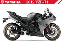 2012 Yamaha YZF-R1 accessoires