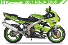 2001 Kawasaki Ninja ZX-6R accessoires
