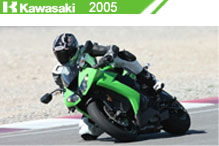 2005 Kawasaki accessoires