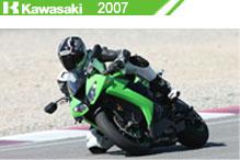 2007 Kawasaki accessoires