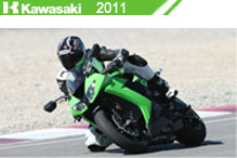 2011 Kawasaki accessoires