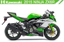 2015 Kawasaki Ninja ZX-6R accessoires
