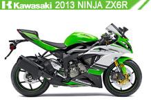 2013 Kawasaki Ninja ZX-6R accessoires