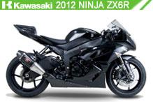 2012 Kawasaki Ninja ZX-6R accessoires