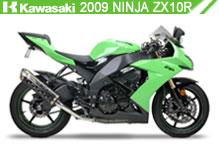 2009 Kawasaki Ninja ZX-10R accessoires