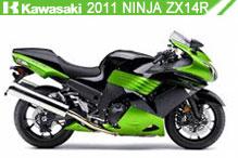 2011 Kawasaki Ninja ZX-14R accessoires