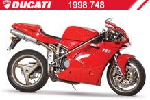 1998 Ducati 748 accessoires
