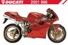 2001 Ducati 996 accessoires