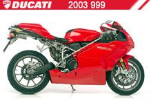 2003 Ducati 999 accessoires