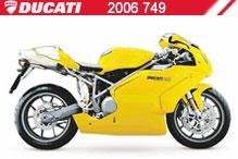 2006 Ducati 749 accessoires
