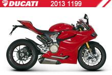 2013 Ducati 1199 accessoires