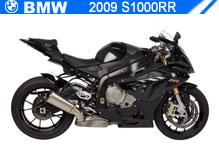 2009 BMW S1000RR accessoires