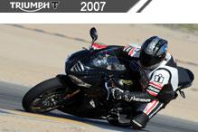 2007 Triumph accessoires