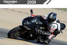 2009 Triumph accessoires