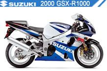2000 Suzuki GSXR1000 accessoires
