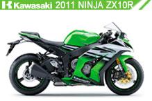 2011 Kawasaki Ninja ZX-10R accessoires