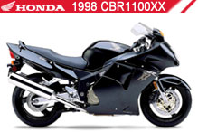 1998 Honda CBR1100XX accessoires