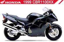 1999 Honda CBR1100XX accessoires